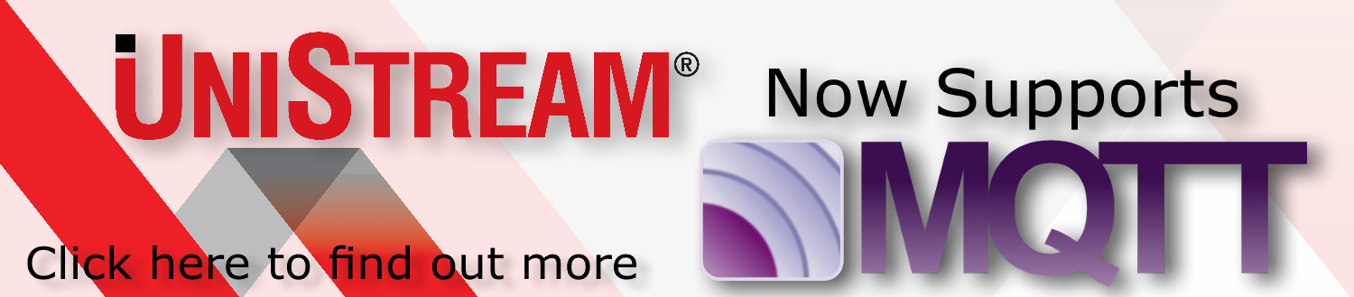 UniStream Now supports MQTT