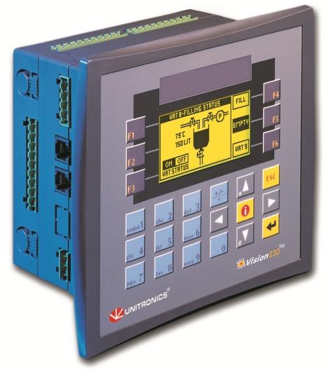 V230 unitronics