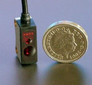 Sensopart F10 laser sensor